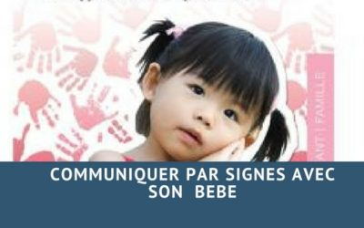 Formation langue des signes pour bébé