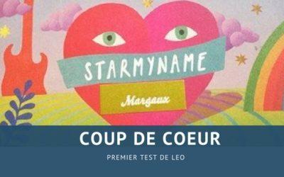 Mon GROS coup de coeur: Le CD de starmyname Coeur de géant