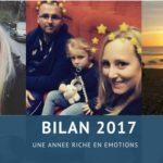 Bilan 2017 une année riche en émotion