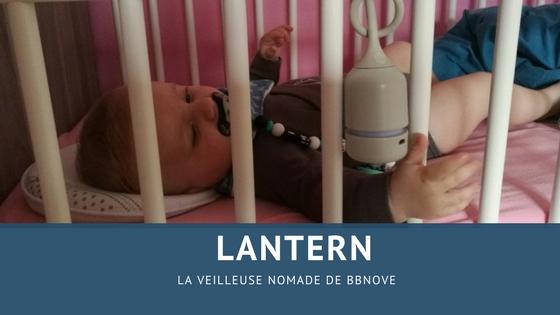 Lantern: la veilleuse nomade de bbnove