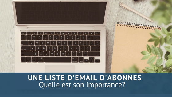 liste d email