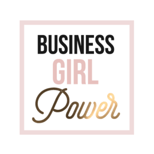 business girl power