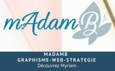MadamB : Graphisme, web, stratégie pour Mumpreneurs
