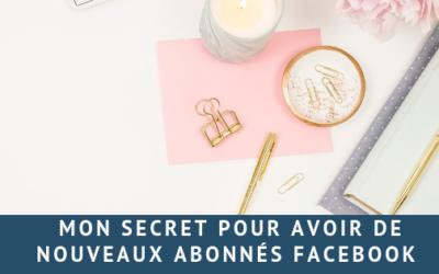 Gagner des likes facebook : mon secret