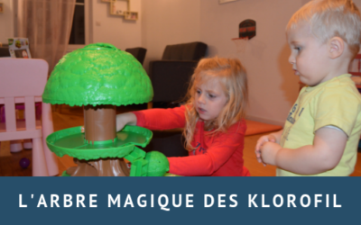L'arbre magique des Klorofil