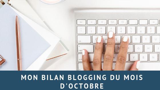 Vivre de son blog est-ce possible? Bilan d'octobre