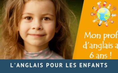L'anglais pour les enfants