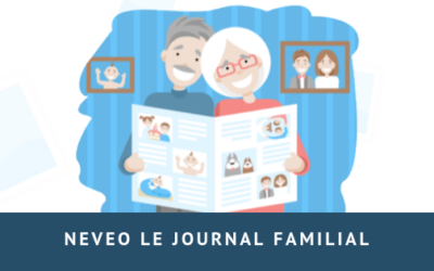 Neveo le journal familial