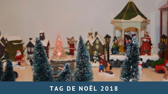 Tag de Noël 2018