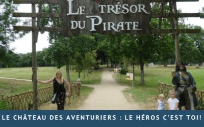 Le Château des Aventuriers : le héros c'est toi!