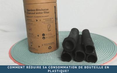 Comment réduire sa consommation de bouteille en plastique?