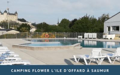 Camping Flower l'Ile D'offard à Saumur