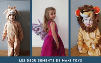 Le déguisement parfait chez Maxi Toys