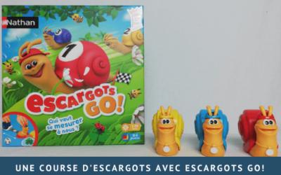 Une course d'escargots avec Escargots Go!