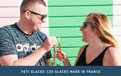Yeti Glaces: les glaces made in France