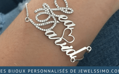 Les bijoux personnalisés de Jewelssimo.com