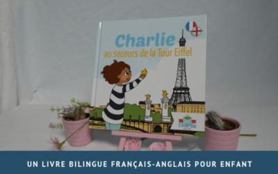 Un livre bilingue français-anglais pour enfant