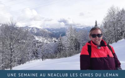 Une semaine au Village-club Neaclub Les Cîmes Du Léman