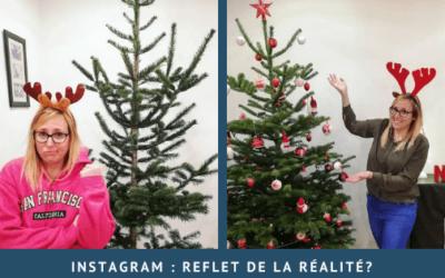 Instagram : reflet de la réalité?