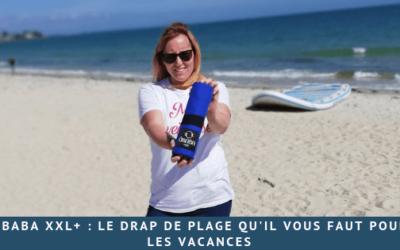 Ôbaba XXL+ : Le drap de plage qu'il vous faut pour les vacances