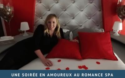 Une soirée en amoureux au Romance Spa