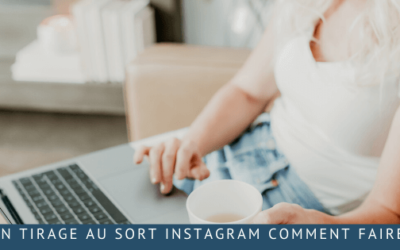 Un tirage au sort instagram comment faire?