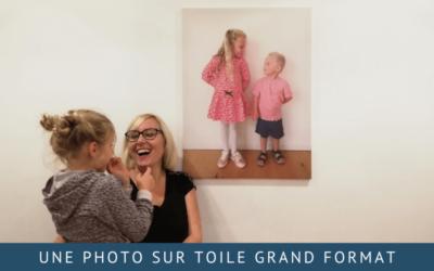 Une photo sur toile grand format avec monoeuvre.fr