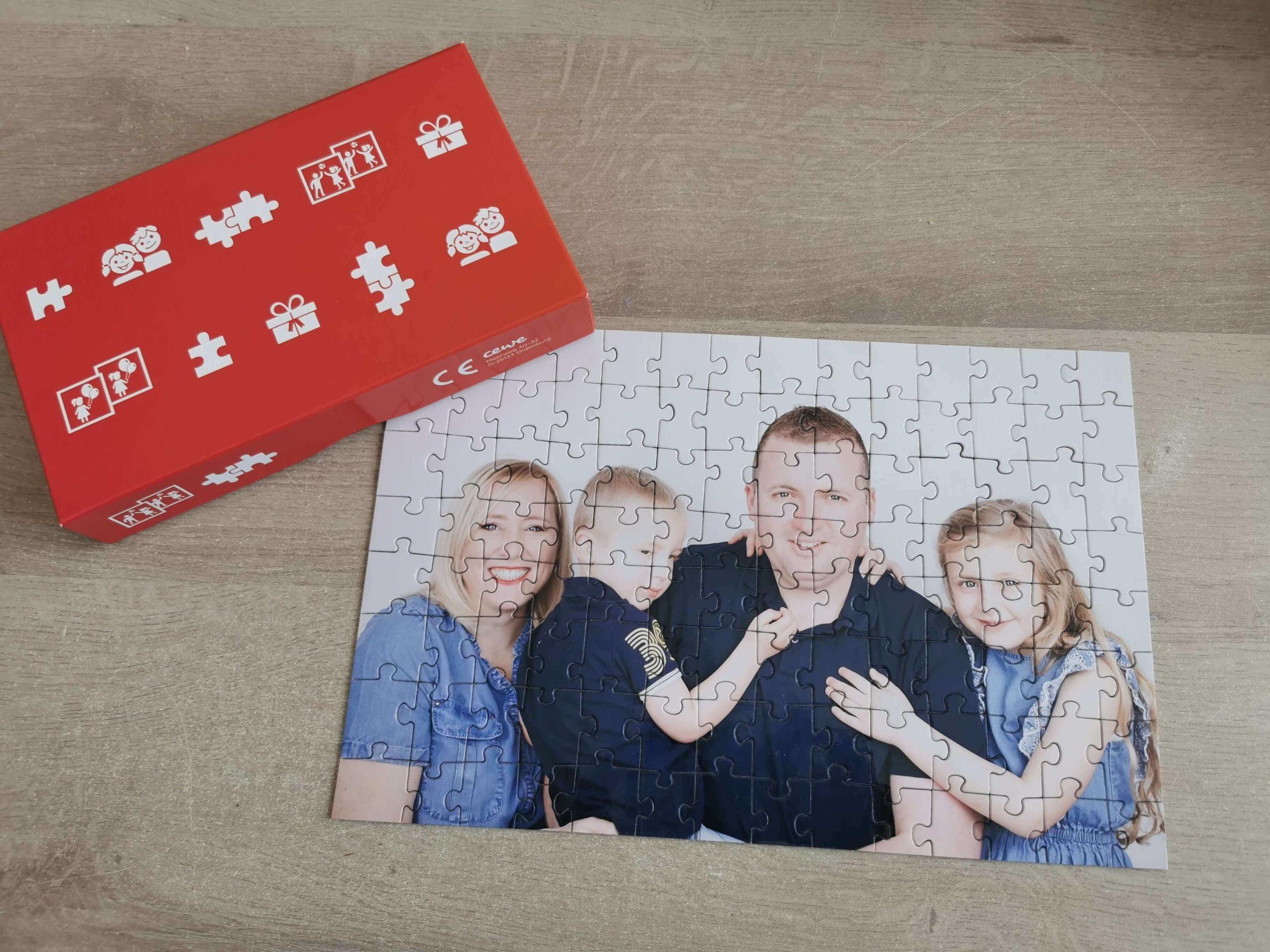 puzzle personnalise